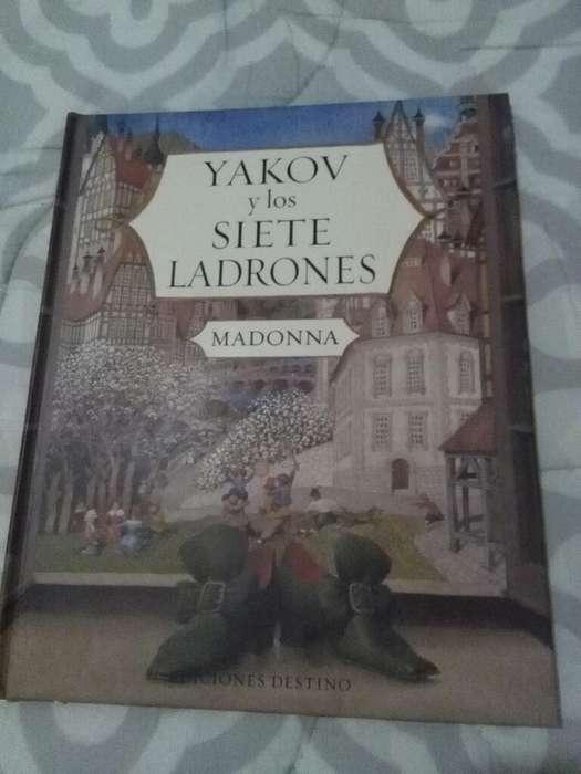 Yakov Y Los Siete Ladrones Libro Madonna