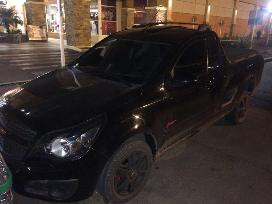 Chevrolet Montana 2012 - 0 km
