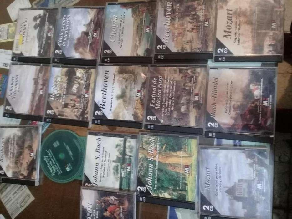 Coleccion musimundo 31 cd todos los compositores