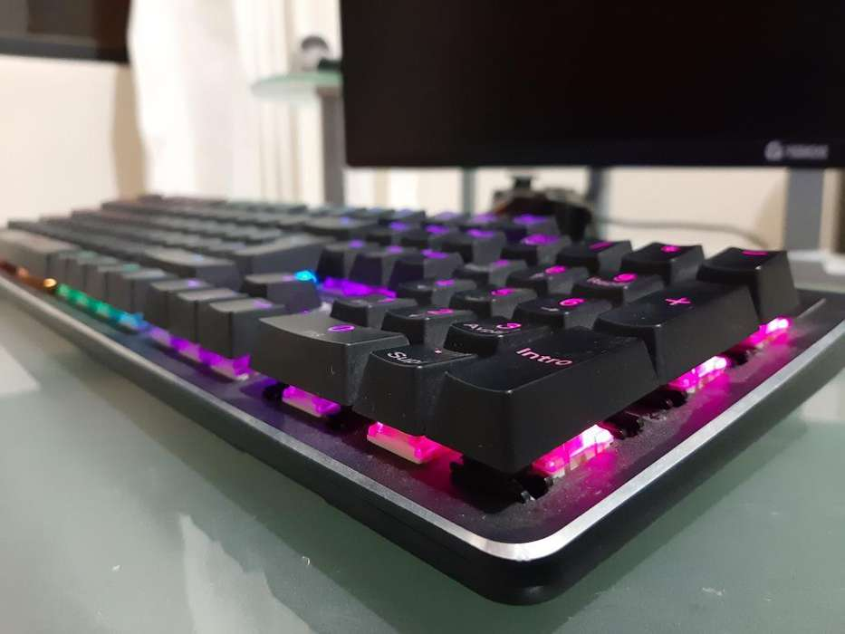 Teclado Gamer Switches Outemo Blue