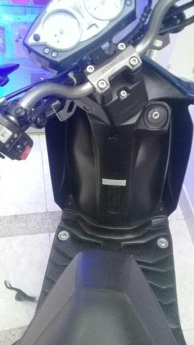 Vendo Moto Kimco con Muy Poco Recorrido