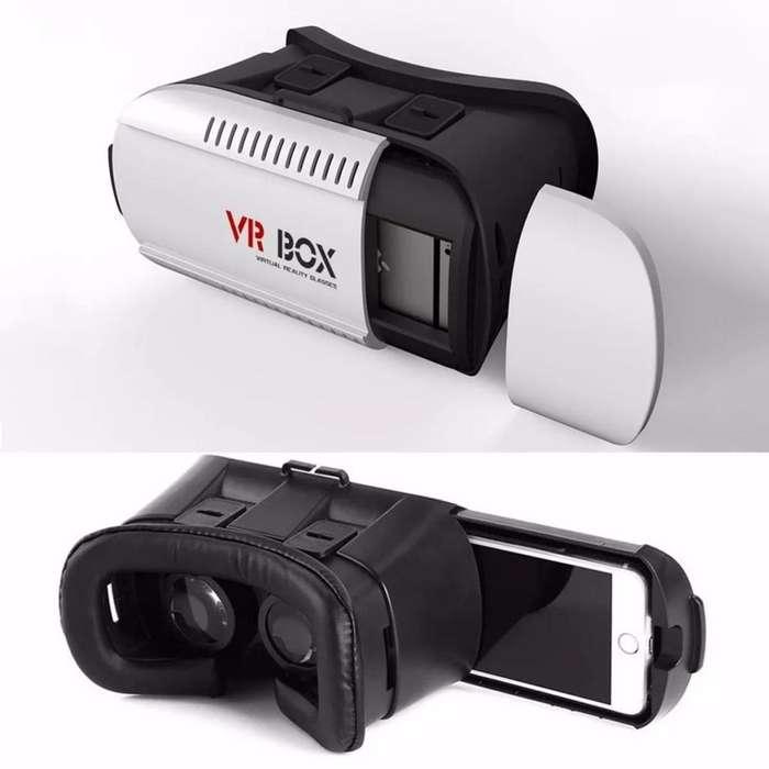 Lentes/gafas Vr Box 3d Realidad Virtual