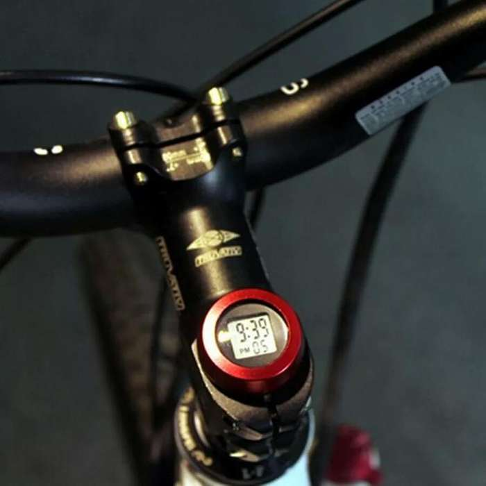 Reloj de potencia para bicicletas.