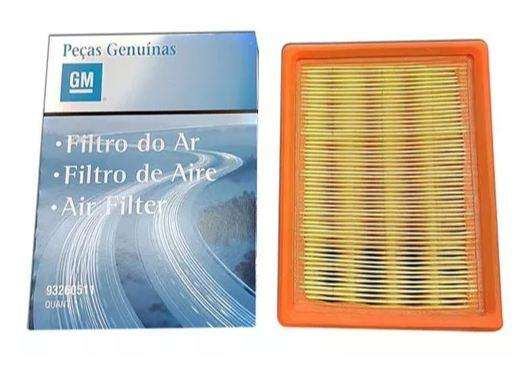 Filtro de aire Chevrolet Celta Fun Prisma Original Gm 93260511