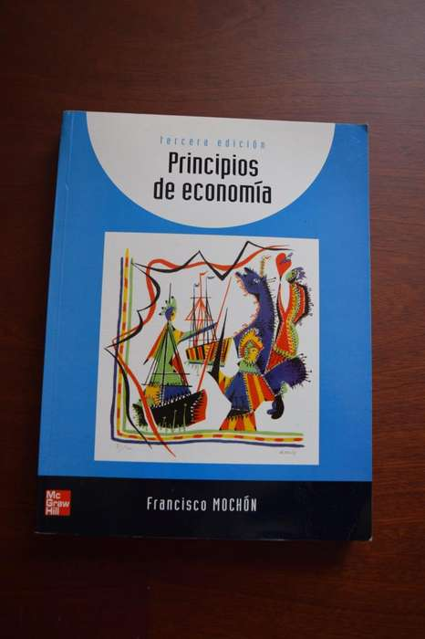 Libro Principios de Economía Mochón
