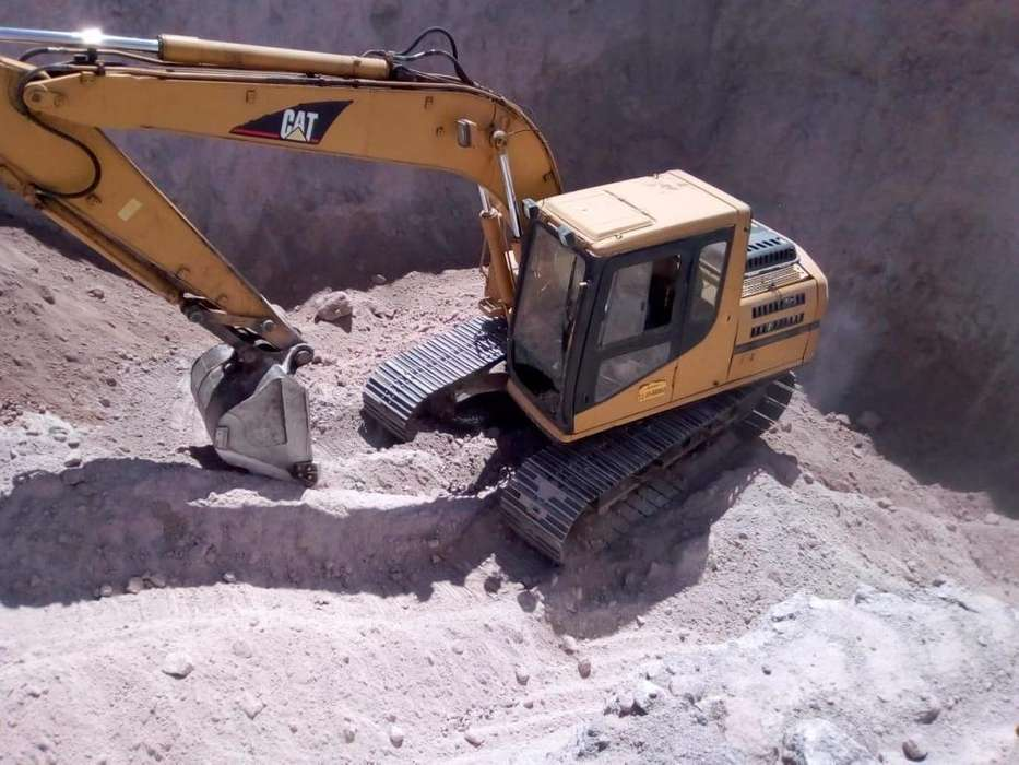 Excavadora 312 Caterpillar