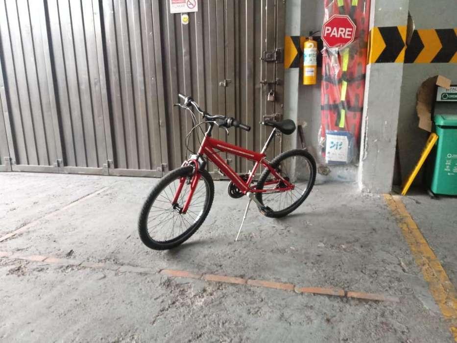 Se Vende Bicicleta para Joven Bn Bonito