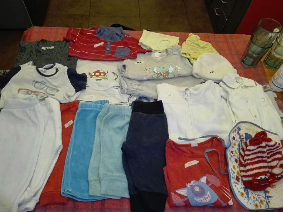 Lote <strong>ropa</strong> Bebe 3 - 12 Meses