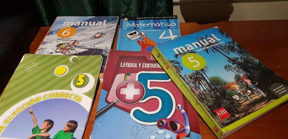 Vendo Libros Varios