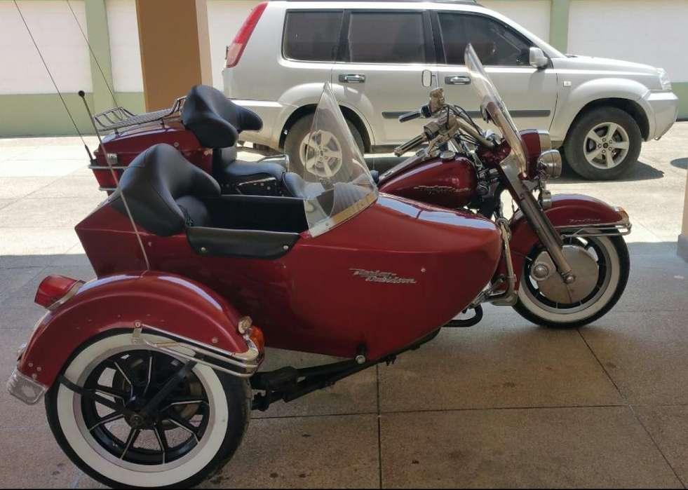 Harley Davidson 96 Flamante