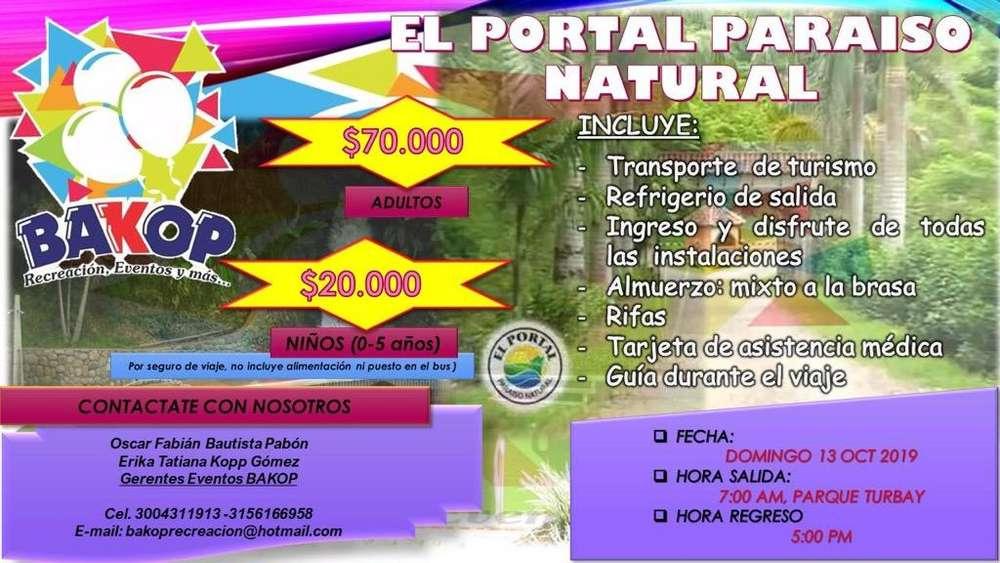 Pasadias San Gil, El Portal Y Menzuly
