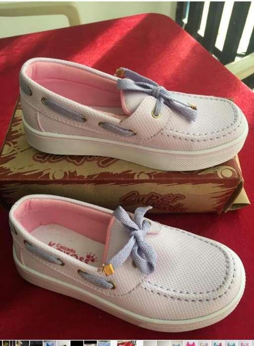 Zapatos de Niña Talla 30 Promocion 28000