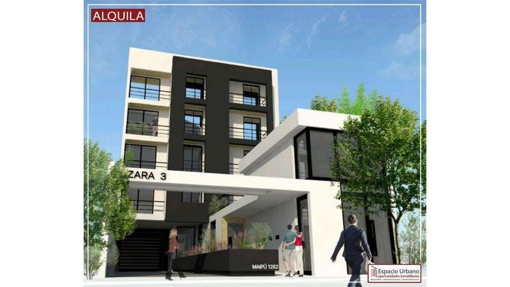 Maipu 1200 - 11.500 - Departamento Alquiler