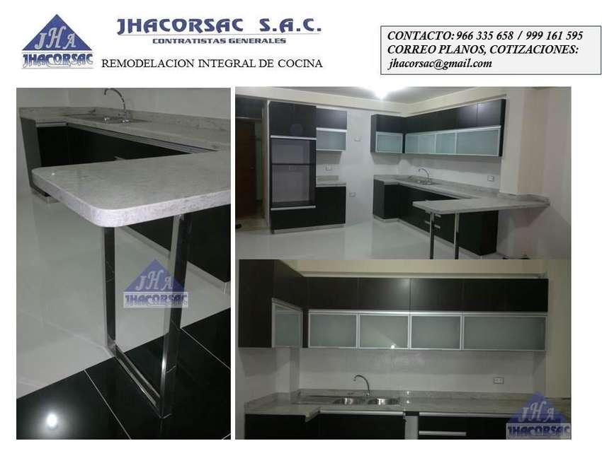 Diseño y fabricación de muebles de cocina, remodelación ...