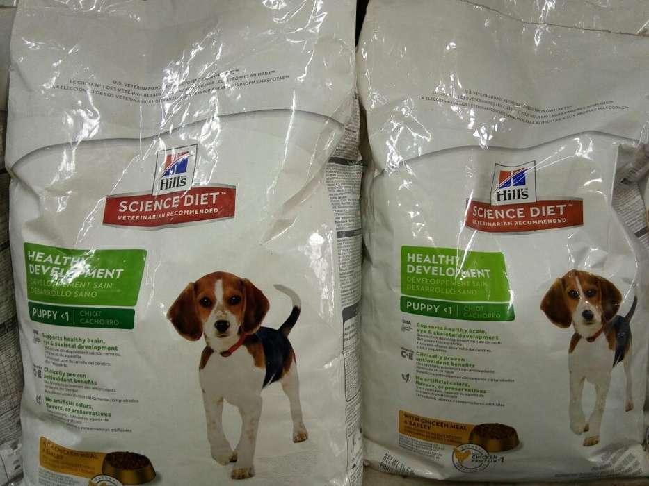 Hills C Puppy Raza Pequeña 15.5 Libras