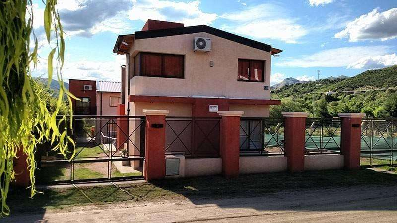 wn51 - Complejo para 2 a 7 personas con pileta y cochera en Potrero De Los Funes