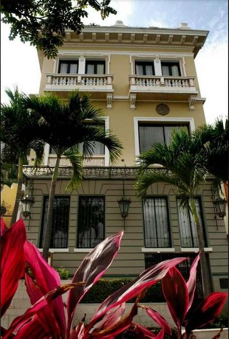 en Venta Hotel-boutique, Las Peñas-gye