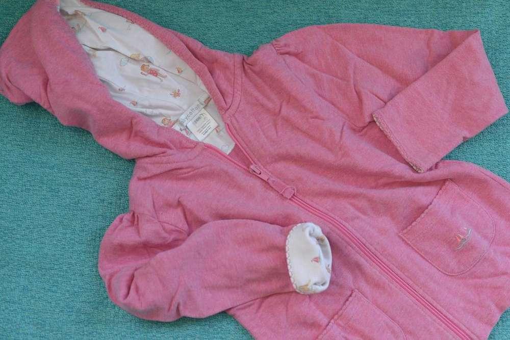camperita algodón 24 meses Baby cottons nena