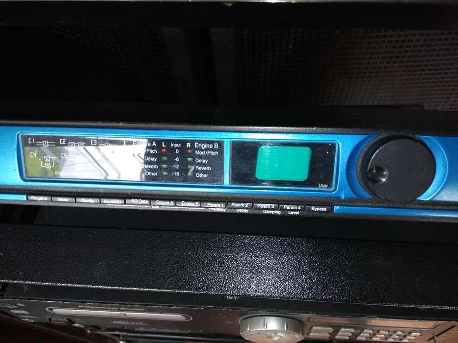 Reverberacion con Procesador 3207489995