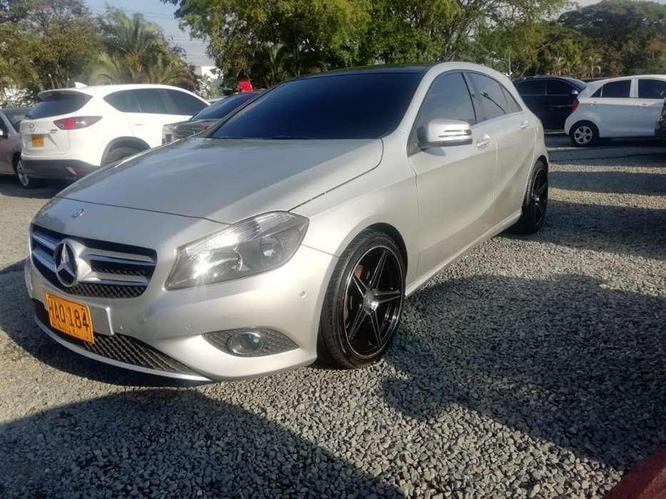Mercedes-Benz Clase A 2013 - 73000 km