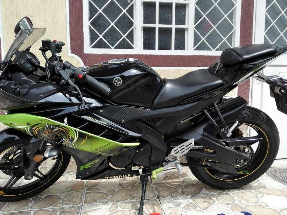 Espectacular Moto <strong>yamaha</strong> R15 Edición Esp