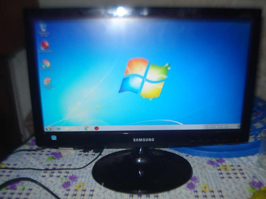 <strong>monitor</strong> Led 20 Samsung S20c300l Impecable Exc Imagen/definic