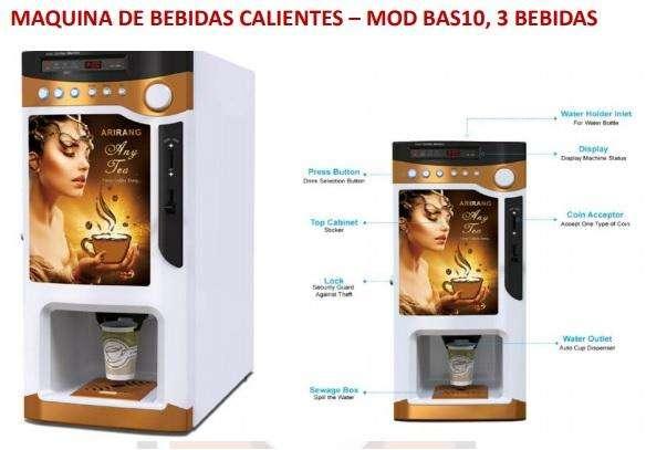 Maquina expendedora automàtica vending.