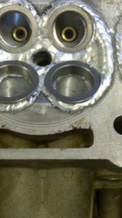 Soldadura en Aluminio Realizo