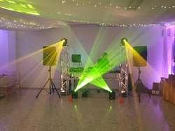 Alquiler de Luces Y Sonido Montajes Dj