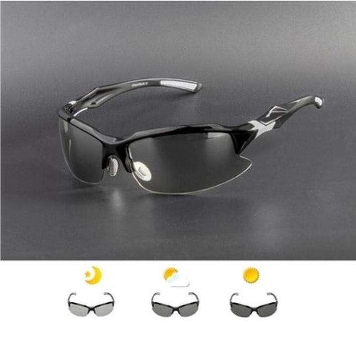 Gafas de ciclismo fotocromaticas con marco de miopia Originales
