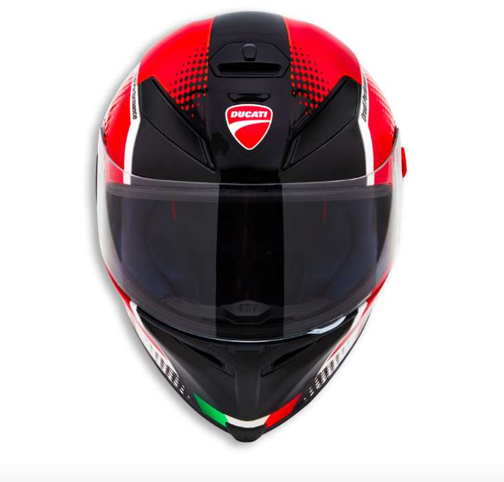 Casco Ducati AGV Peak V3 Talla ML