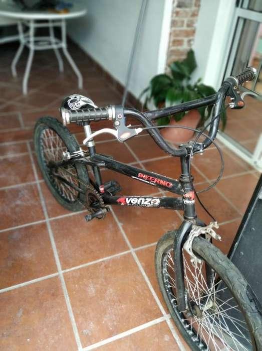 Bicicleta Bmx Venzo Inferno