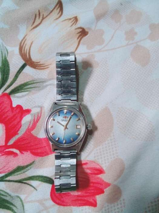Vendo Reloj Orient Original