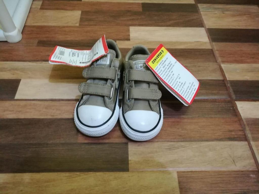 zapatillas converse niño 24