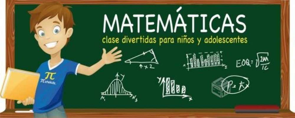 Clases de Matematicas Particular