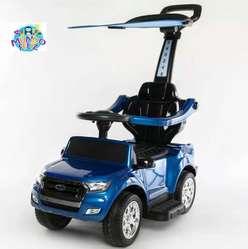 Carrito Carro Bateria Original para Niño