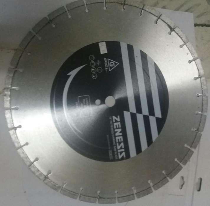 Disco para cortadora
