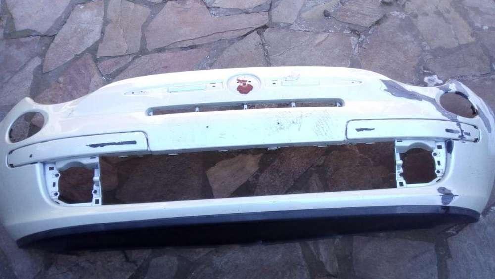 Paragolpe Delantero de Fiat 500