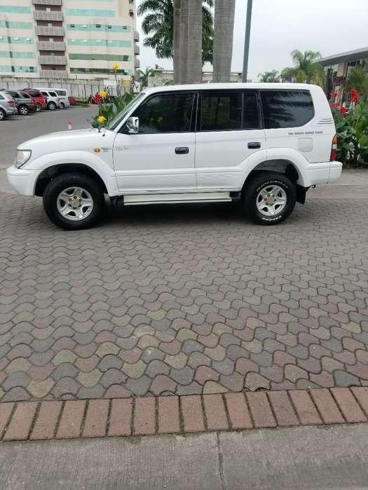 Toyota Prado 2007 - 0 km