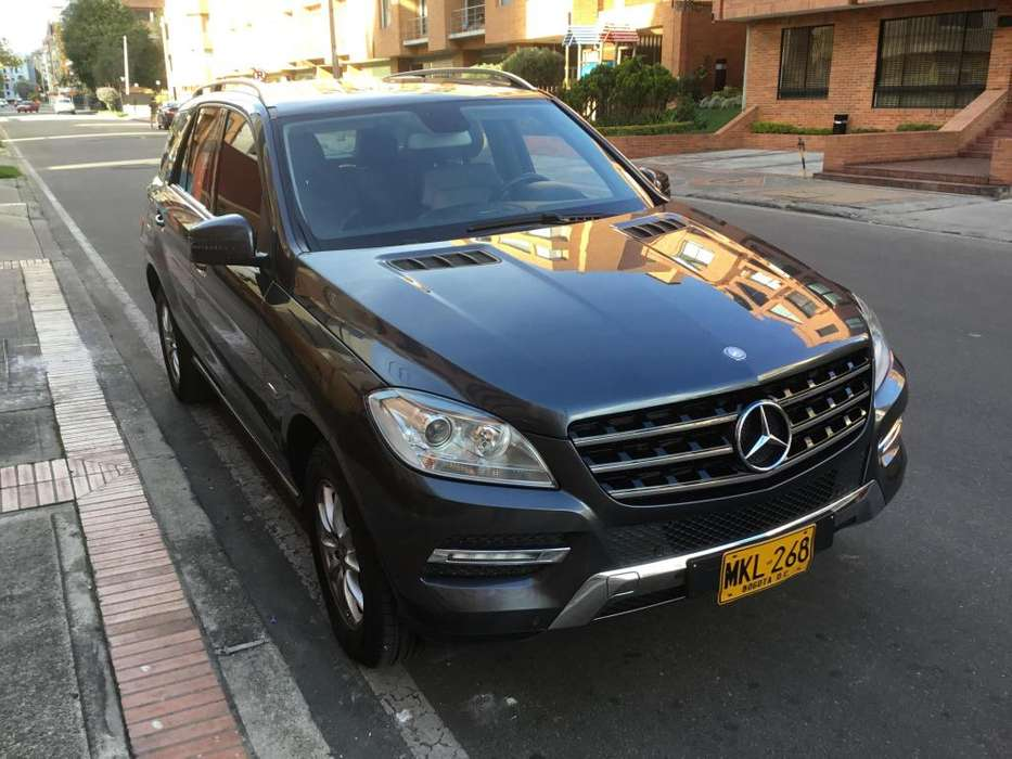<strong>mercedes-benz</strong> Clase ML 2012 - 35600 km
