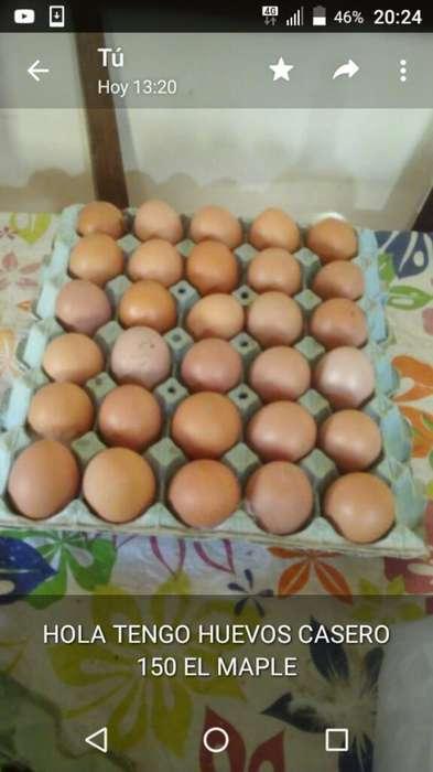 Huevos Casero
