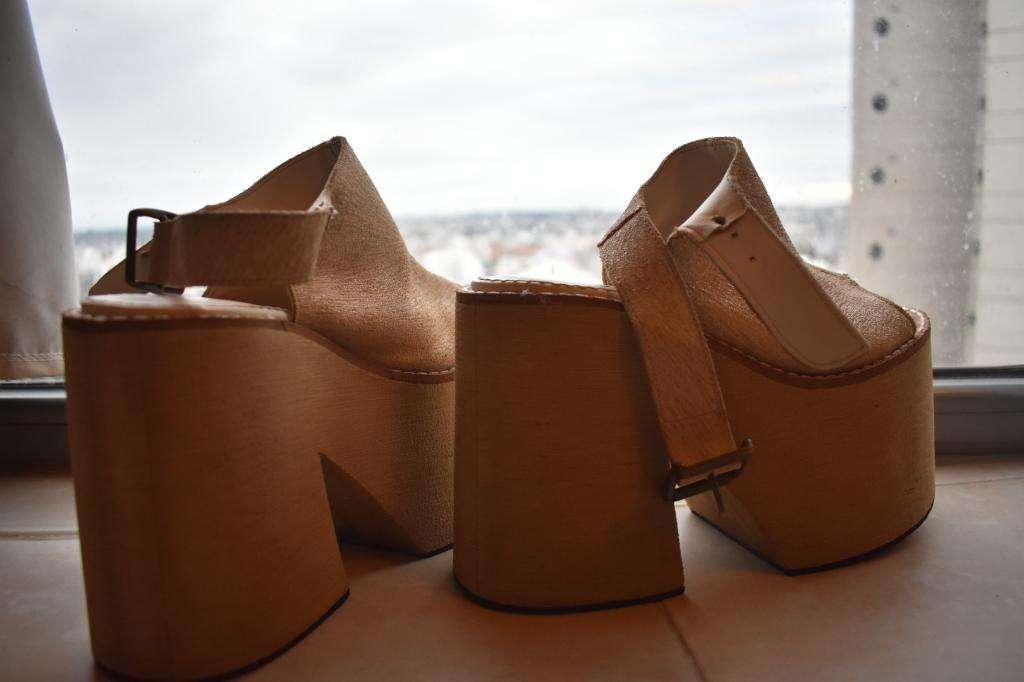 Vendo Zapatos Klho 36. Un Solo Uso