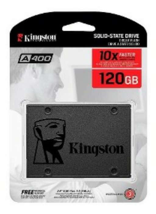 Disco Solido Kingston 120 Gb