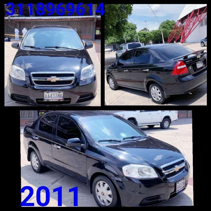 Chevrolet Aveo Emotion 2011 - 100 km