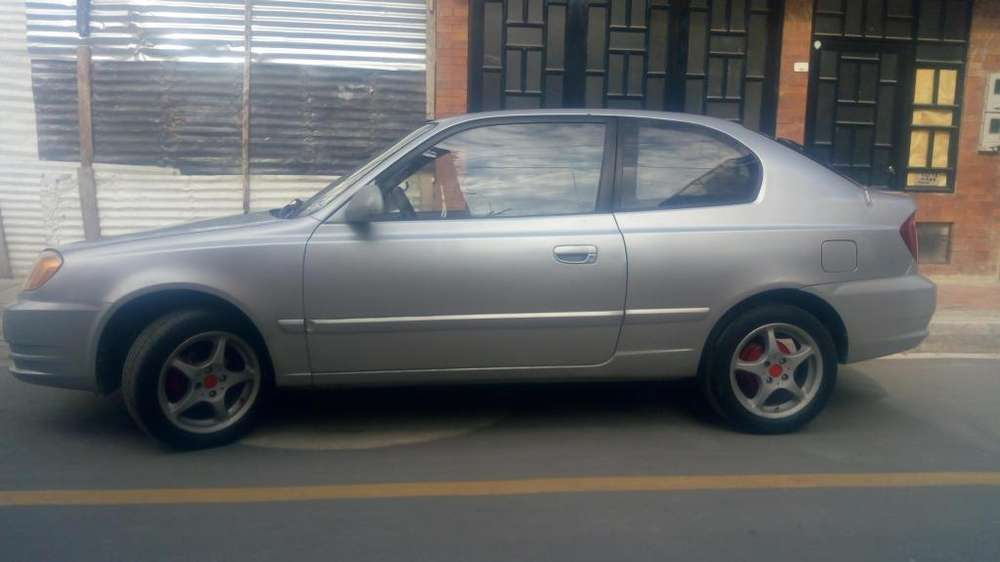 Hyundai Accent 2003 - 190300 km