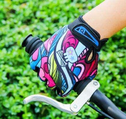 Guantes para ciclismo mujer bicicleta