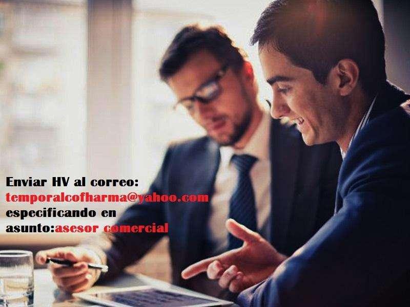 Asesor comercial -<strong>freelance</strong>