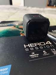 Go Pro Hero4 Session