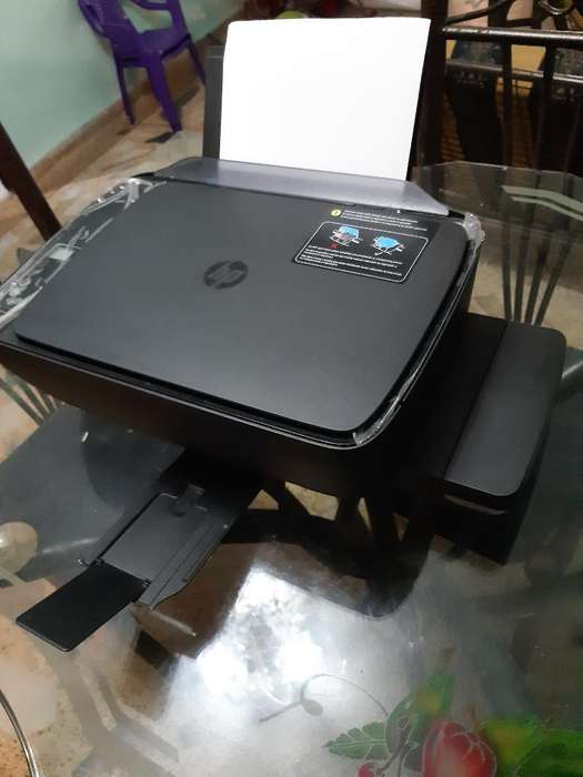 Impresora Hp Tinta Recargable 1 Mes Uso