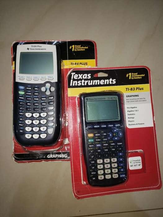 <strong>calculadora</strong>s Texas Instruments